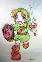 Link by PikaCathy
