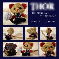 ...thor, the original thundercat... by ruiaya