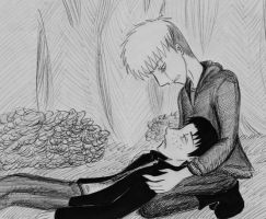 JeanMarco Safe And Sound (Hunger Games Crossover) by Batsu13angel