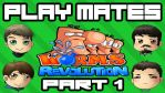 Play Mates - Worms Revolution Part 1 by TheRonAndOnly