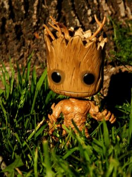 I am Groot by LautaroVincon