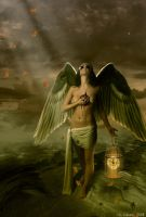 Blind Angel III by vimark
