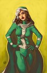 Rogue by redeve