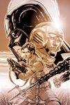 Star Wars.cvr.issue1 by Chuckdee