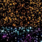 Magical wall with Stars by allison731