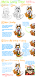 Updated-ish Coloring Tutorial by Spectrumelf