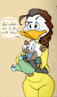 Babysitting bears... by FrothingLizard