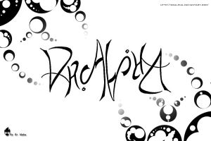 Dr. Alpha Ambigram by DrAlpha