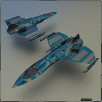 SC 01 Hunter / Gunship by PINARCI
