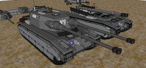 FCM F5  wip2 by Giganaut