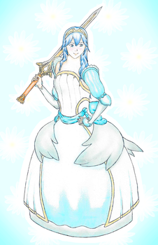 Bride Lucina by Shyell