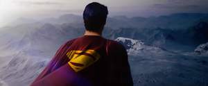 Man Of Steel - The Cape by P2Pproductions
