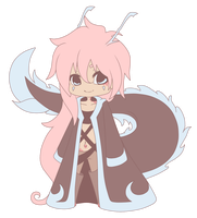 [ADOPTABLE/SOLD] Dragonic Human by acurate