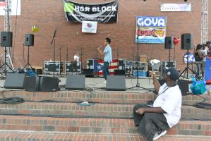 Puerto Rican/Latin Festival, Singing With Passion7 by Miss-Tbones