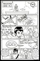 Enter the DAWGs- Page 3 by hyperthermophile