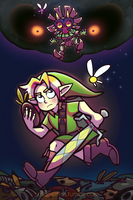 Majora's Mask by SOLAR-CiTRUS