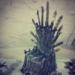 The Iron Throne by I-am-Ginger-Pops