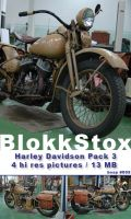 Harley Davidson Stockpack 3 by BlokkStox
