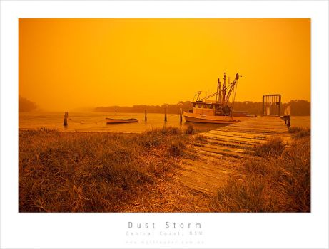 Dust Storm Boats Central Coast by MattLauder