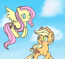 How Do The Clouds Taste? by FruitRiver