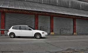 EG6 civic II by QuicksilverFX