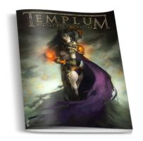 Templum magazine 10th. issue by Yasny-chan