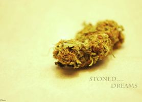 Stoned Dreams by GanjaPaco