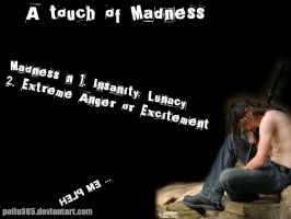 A Touch Of Madness by poliu365