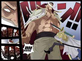 End of Whitebeard by Choparini