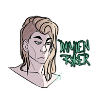 Ryker by witchycorpse