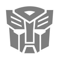 Transformer Font Character by 1DeViLiShDuDe