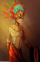 Montezuma by FoxInShadow