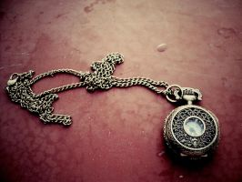 Necklace watch by Laura-in-china