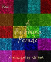 Pashmina Texture Pack 1 by MLStock
