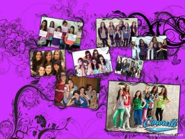 Cimorelli Collage by Mqjjie