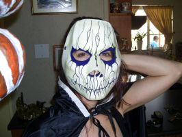 Halloween 2012 close-up by foxdog77