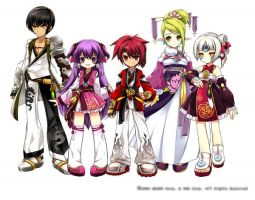 Elsword's family xD by Terara99
