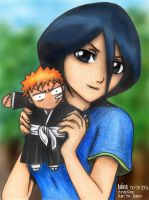Bishoujo::Rukia::4::Bleach by Bishie-Hunters