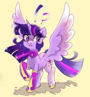 Twilight Doodle by SunBusting