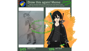 Before and After- Fanart edition (Kirito) by Kia350-90812