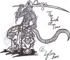 The end of time:Omega by BladenCross13