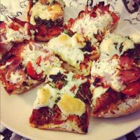 211 Homemade Ciabatta Pizza by DistortedSmile