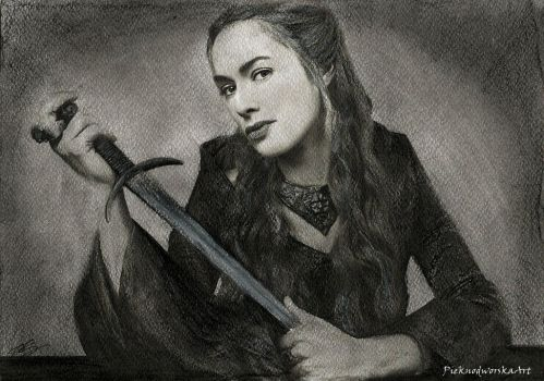 Cersei Lannister by Pick45Art