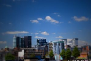 Model Manchester by horai
