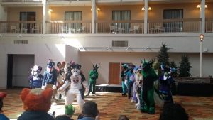 Fursuit Charades pic. 1 by mikeray87