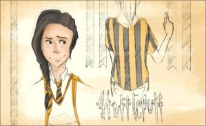 Hufflepuff ID by TheChicEffect