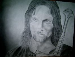 Aragorn by wickedtiger86