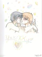 Kyo and Yuki - Final by HieiObsession