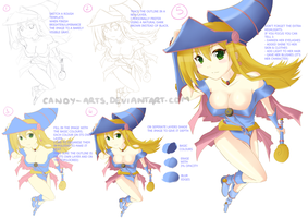 [tutorial] CandyArts' quick colouring by Candy-Arts