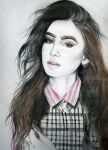 Lily Collins - Nylon (COMPLETE) by xMollyMayx